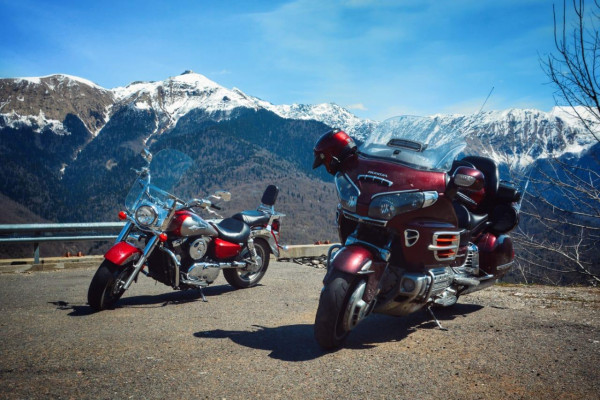 Экскурсии на мотоциклах по Сочи