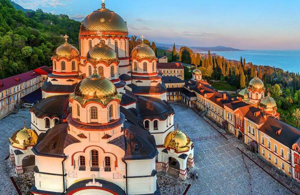 Экскурсия по Золотому кольцу Абхазии «Сокровище Абхазии»